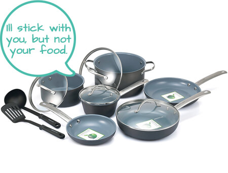 Best Ceramic Cookware Set Reviews - Greenlife - Second Image