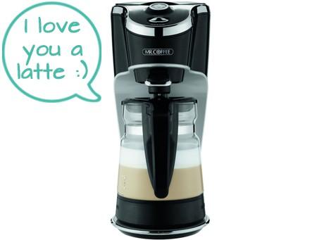 latte machine reviews