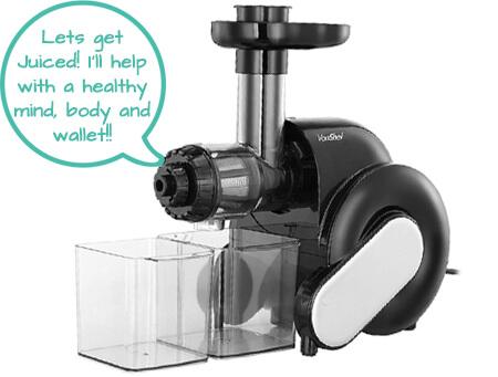 best juicer on the market - VonShef  - Second Image