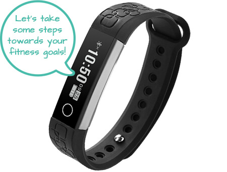 Best cheap fitness tracker - AOKII Fitness Tracker - 2nd Image