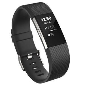 Best cheap fitness tracker - Fitbit charge 2 - Bottom Image