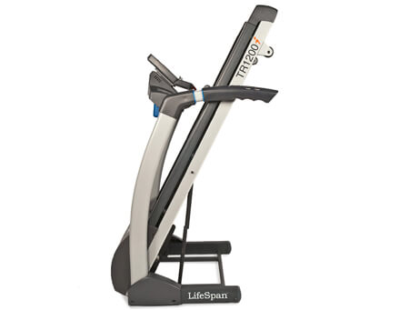 Best Foldable Compact Treadmill - Lifespan TR1200i - Second Image