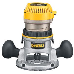 Best Wood Router - Dewalt DW616