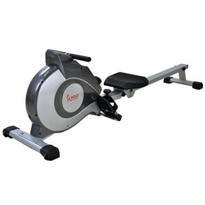 Rowing Machine Reviews - Sunny Health & Fitness SF-RW5515