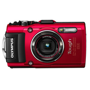 Cheap underwater camera - Olympus Tough water proof