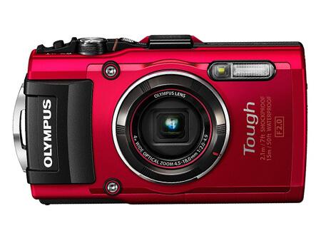Cheap underwater camera - Olympus Tough