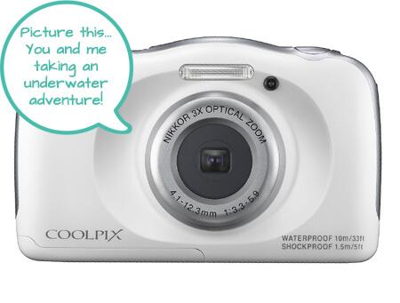 Cheap underwater camera - Nikon Coolpix