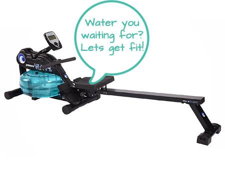 Best Water Rowing Machines - Cheaper Stamina 1445