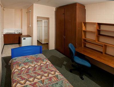 Barkley Hall Ensuite Room