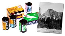 Order Black & White prints from film
