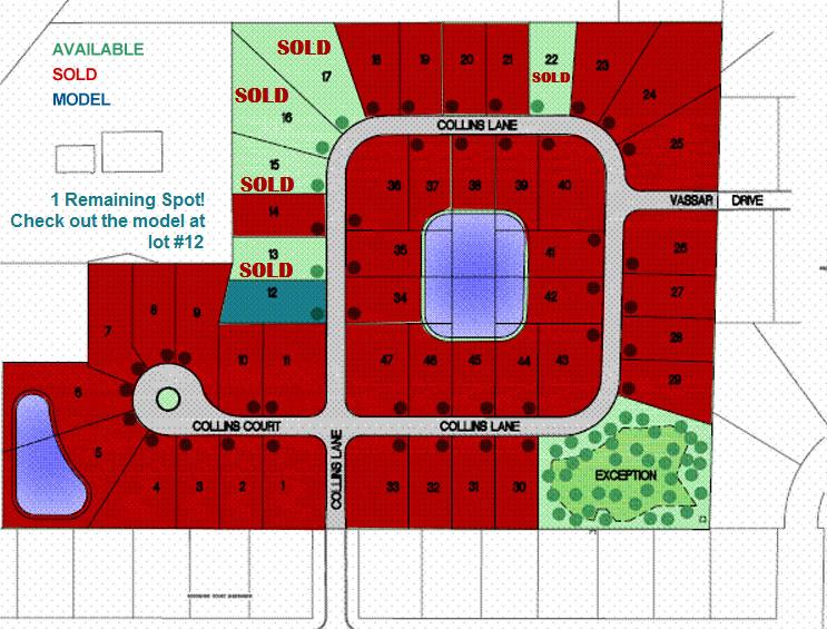 Collingwood map