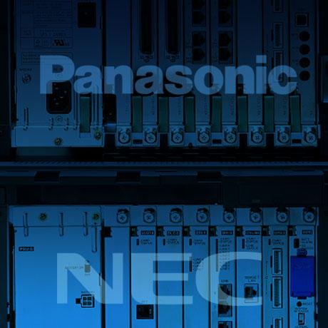 Panasonic, NEC PBX
