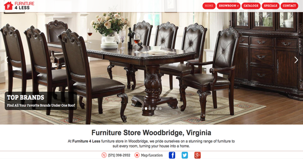 Furniture For Less Woodbridge VA