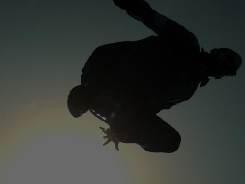 Jump into the sun