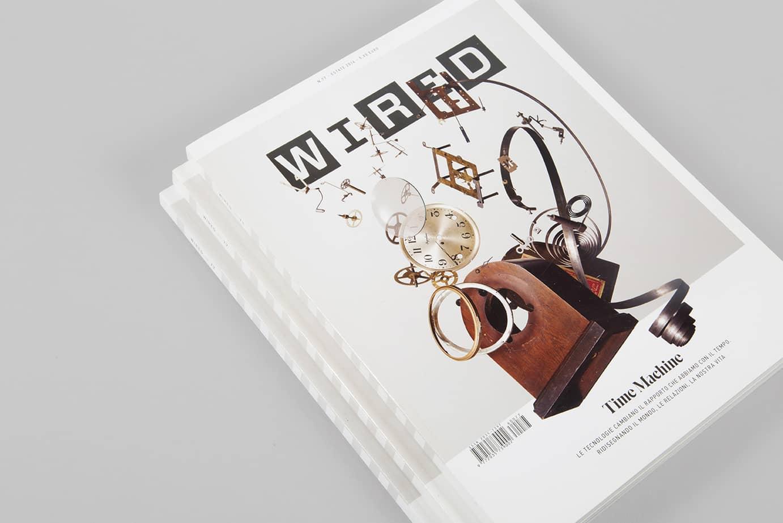 Foto magazine Wired Italia