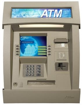 Through the Wall ATM