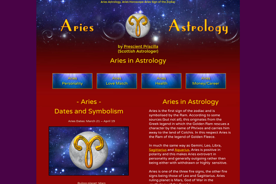 taurus-astrology - Webflow