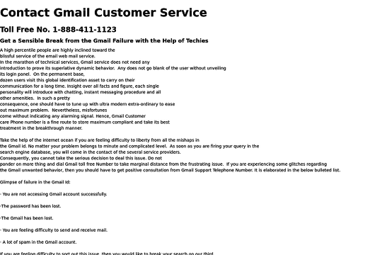 Contact Gmail Customer Srvice - Webflow