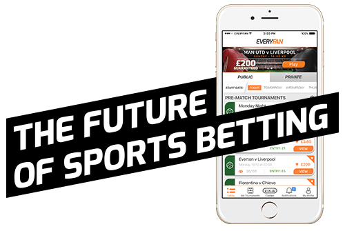 The Future of Sports Betting