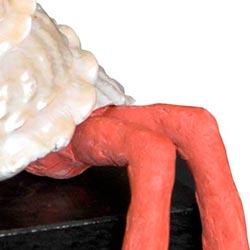 Sophia Verborgen benen Beeld Porselein