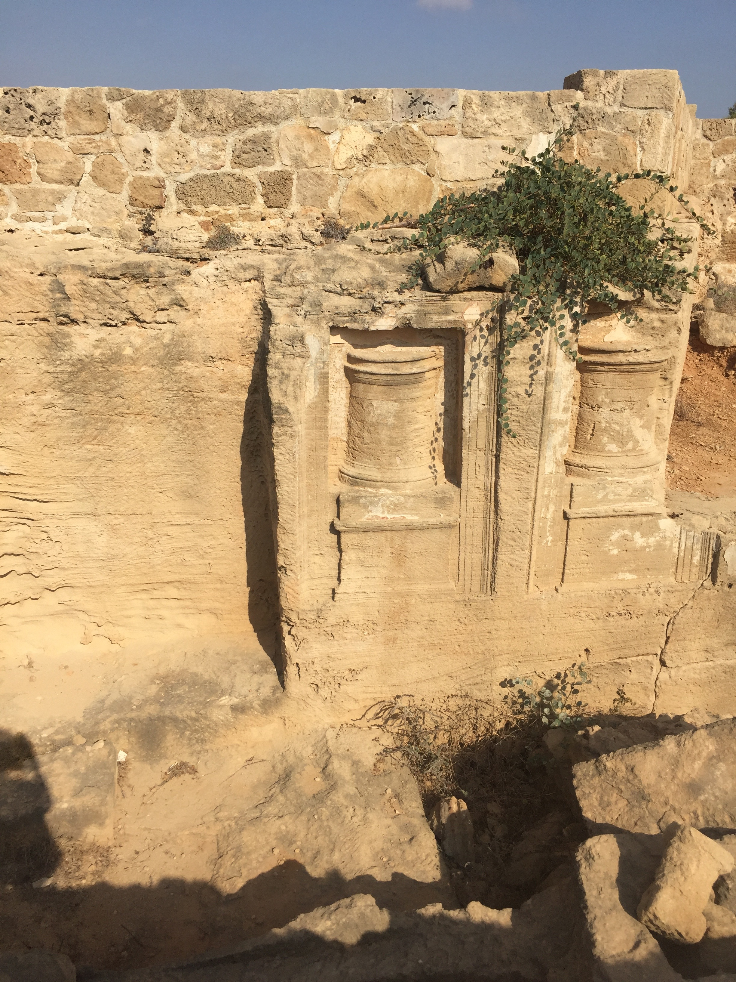 Paphos - Tomb of the kings