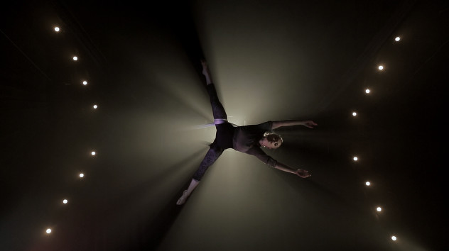 Sylvia Nicolaides - 3D VIDEO - AIRGROUND
