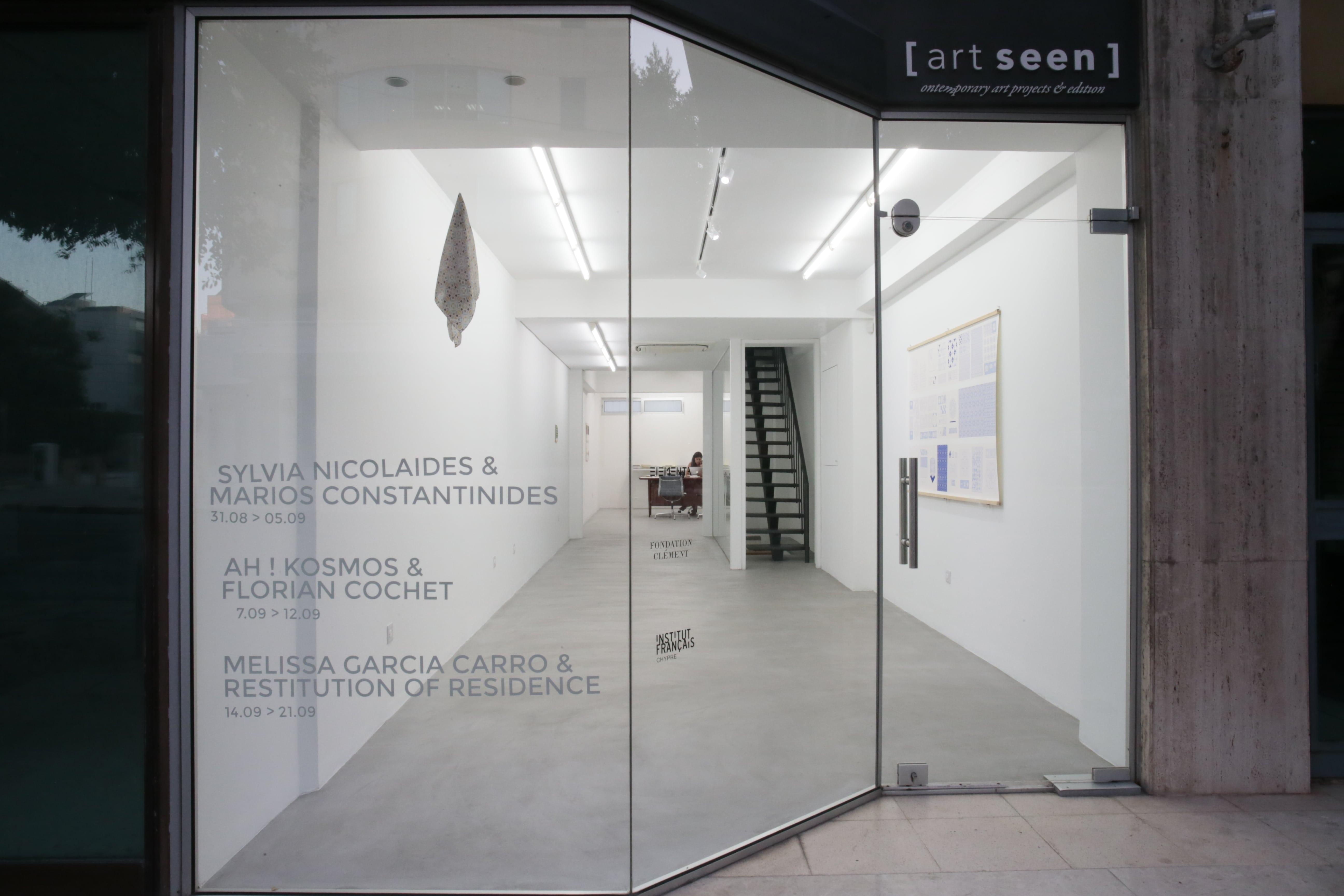 Element.a in Art Seen Gallery