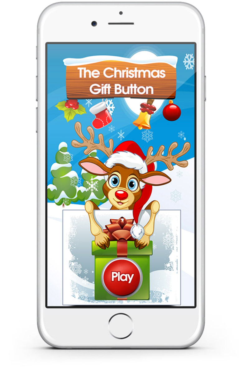 The Christmas Button App