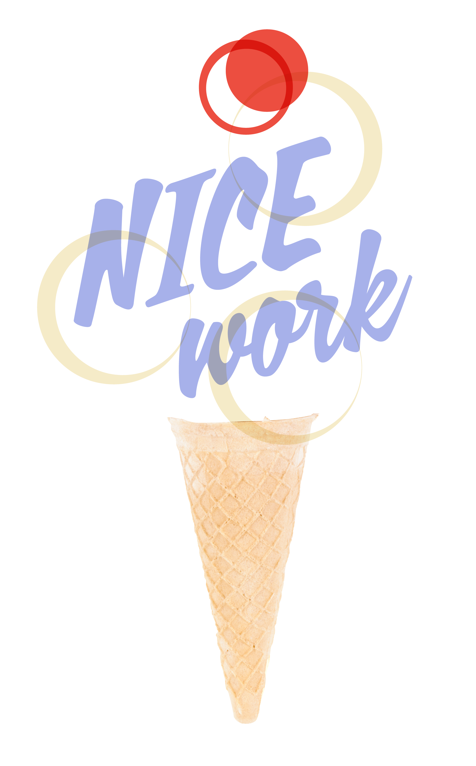 Nice Work is like visual ice cream.