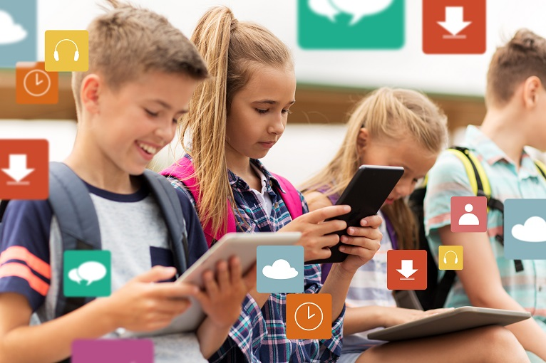 Modern SMS for Schools