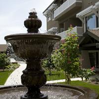 F & G Buildings Fountain