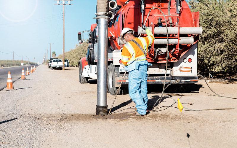 california pipeline hydrovac