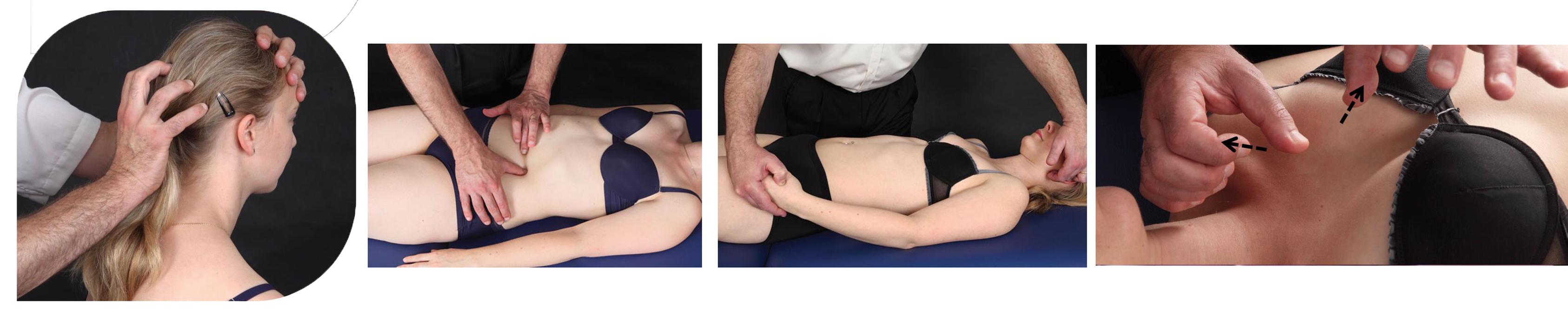 Traitements d'ostéopathie