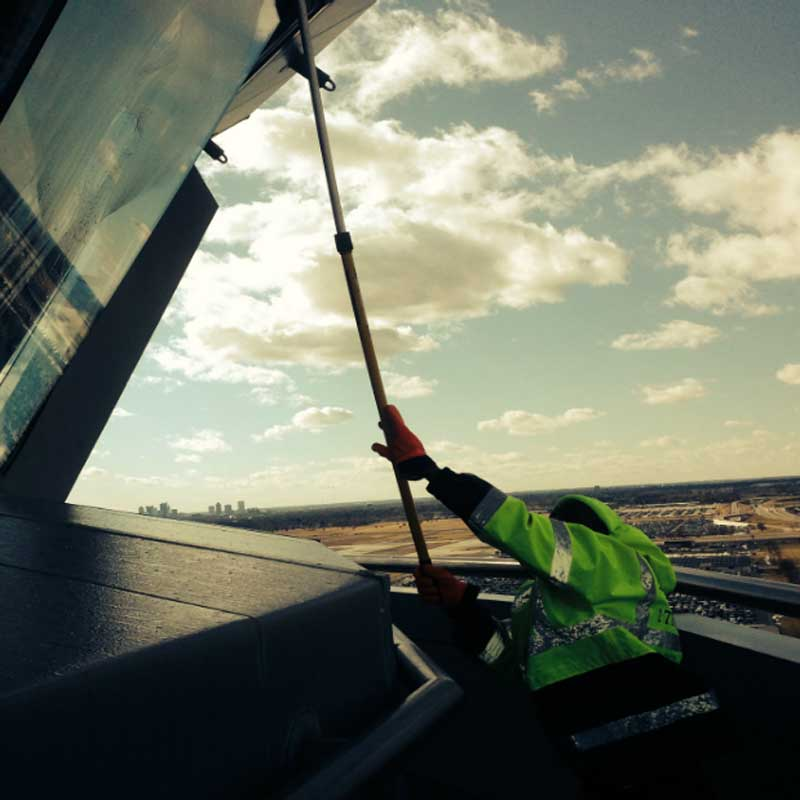 Window Cleaning in Columbus, OH