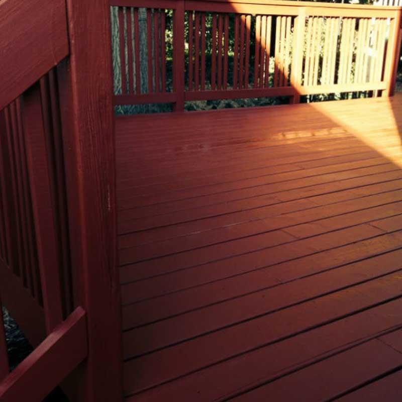 Deck Maintenance in Columbus, OH
