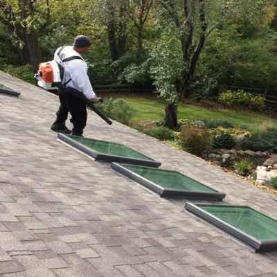 Roof Cleaning in Columbus, OH