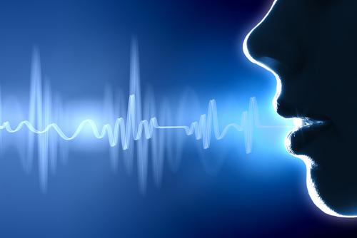 voice spoken