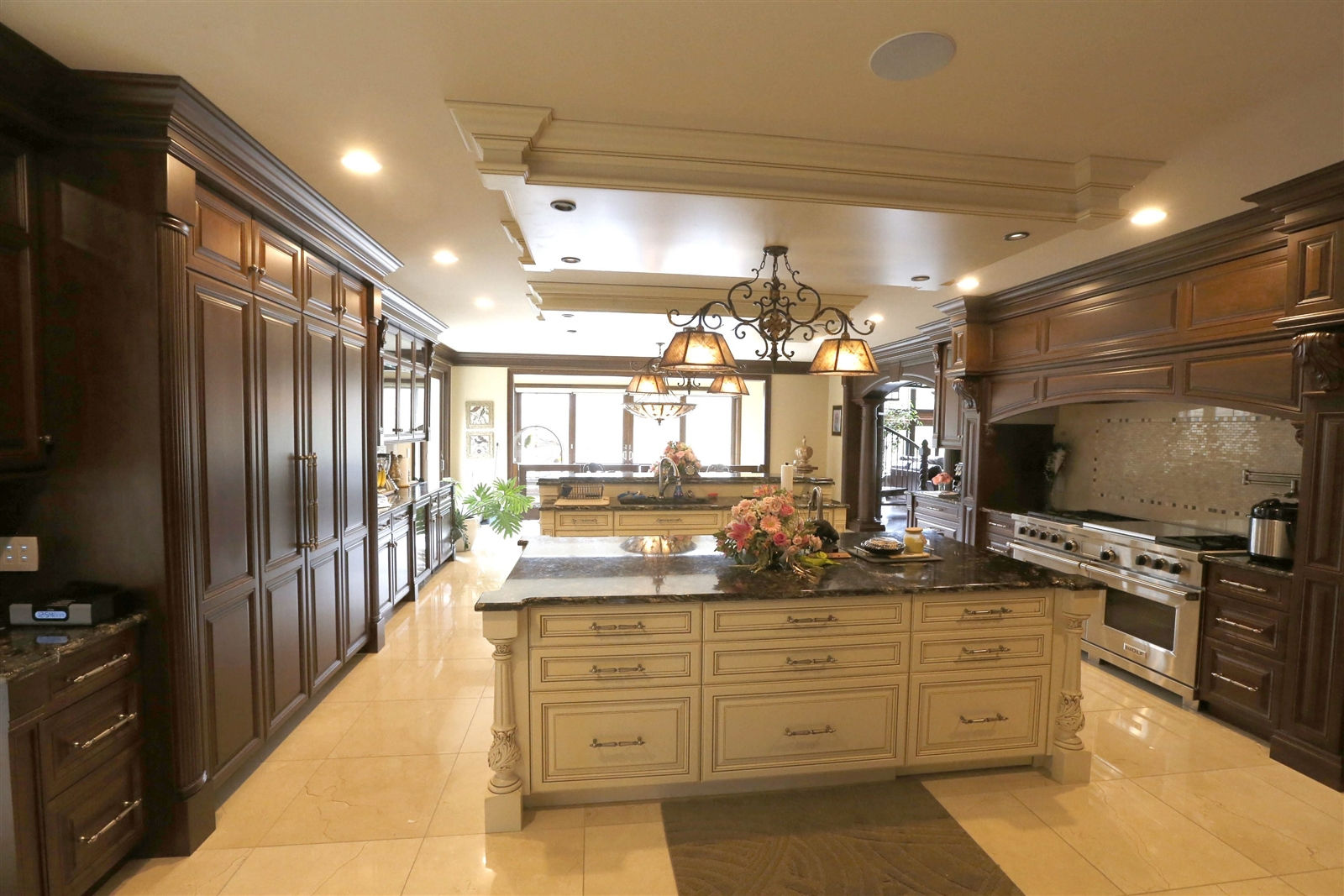 mansion kitchen