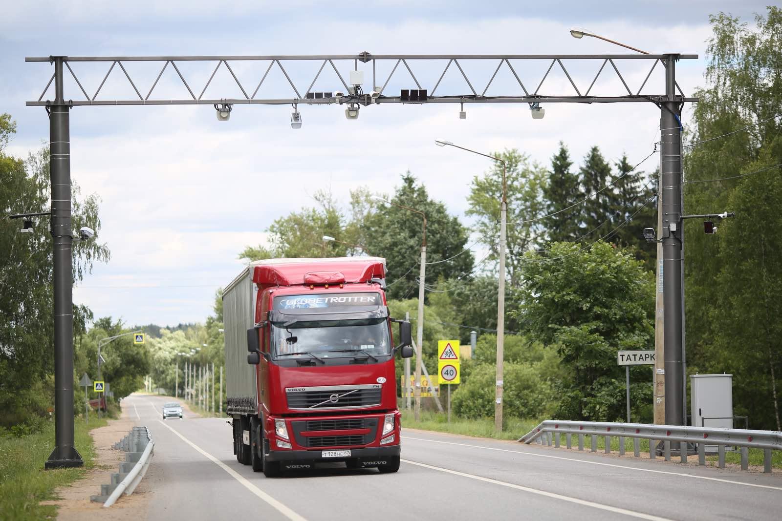 Платон, умные весы, штрафы за перегруз для владельцев грузового транспорта