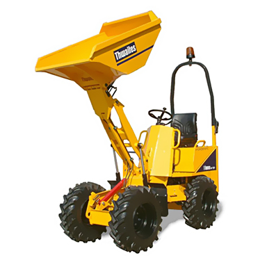 1 Tonne High Tip Dumper