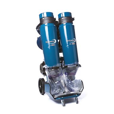 Dust Control DC3800C Twin Vacuum Cleaner