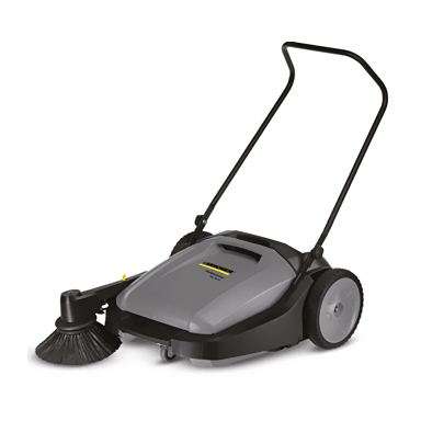 Compact Push Sweeper