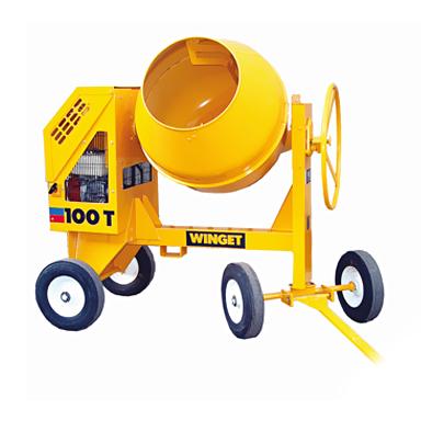 5 3.5 Cement Mixer