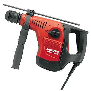 Hilti TE40-AVR  Combihammer Drill