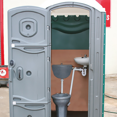 Portable Mains Toilet