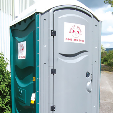 110v Warm Wash  Portable Toilet
