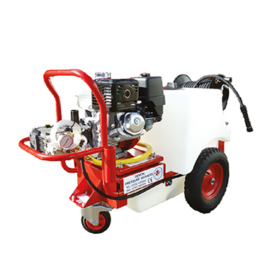 Tornado Mini-Bowser Pressure Washer