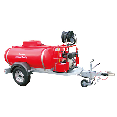 Tornado Bowser Pressure Washer
