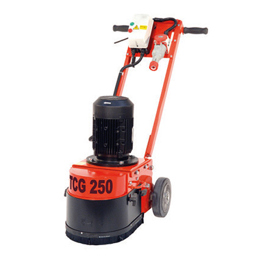 TCG250 Single Headed Floor Grinder
