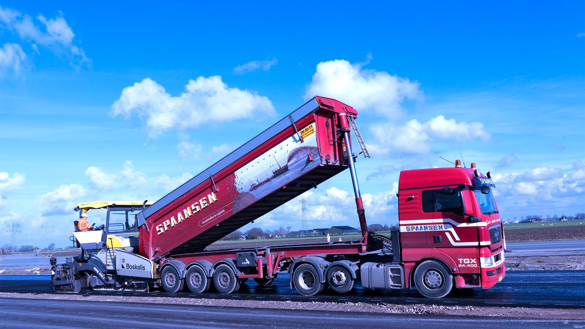 Asfalt Transport